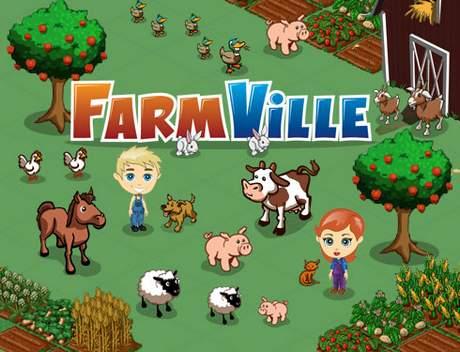 farmville facebook FarmVille, el juego de facebook más popular