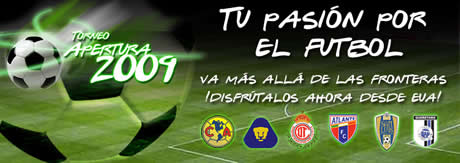 Futbol mexicano, cuartos de final partidos de vuelta - futbol-mexicano-liguilla-2009