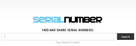 seriales de programas Seriales de programas en serialnumber.in