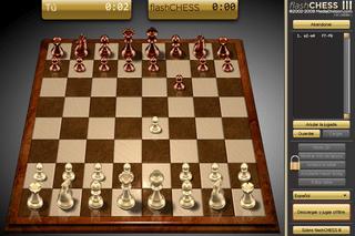 Ajedrez juego online, flashCHESS III - ajedrez-juego-online-flashchess-iii
