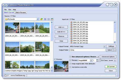 Como organizar fotos con FastStone Photo Resizer - como-organizar-fotos-con-faststone-photo-resizer