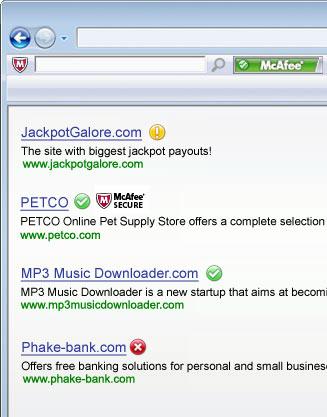 Detectar enlaces maliciosos con McAfee SiteAdvisor - enlaces-maliciosos