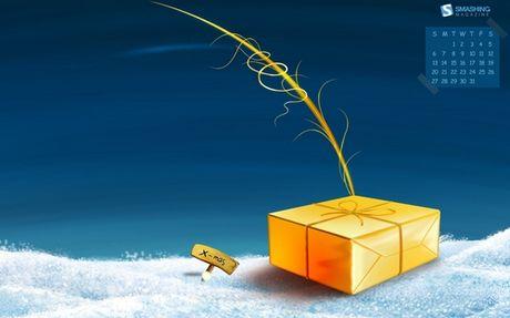 Calendario diciembre, 45 fondos de navidad - fondos-de-navidad-x-mas
