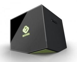 Ver películas de tu computadora a la televisión con Boxee - boxee-box-300x243