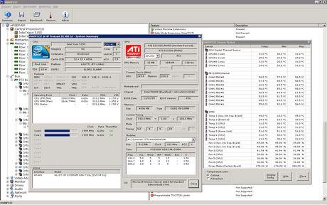 informacion de hardware Informacion de hardware con HWiNFO32