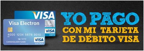Paga con tu tarjeta de debito y gana un viaje al mundial - tarjetas-debito-visa