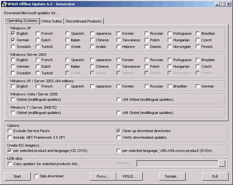 Actualizar windows offline con WSUS - actualizar-windows