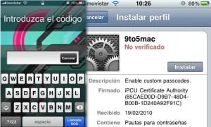 Aumenta la seguridad de tu iPhone añadiendo contraseñas alfanuméricas - codigos-iphone-300x180