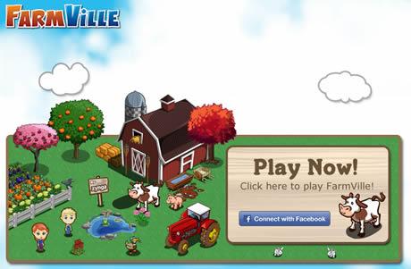 Farmville ahora en MSN Games - farmville-facebook
