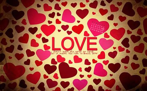 Fondos de febrero 2010, mes del amor - fondos-febrero-amor-y-amistad