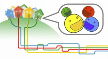 Google ofrece Internet 100 veces más rápido - google-fibra-optica