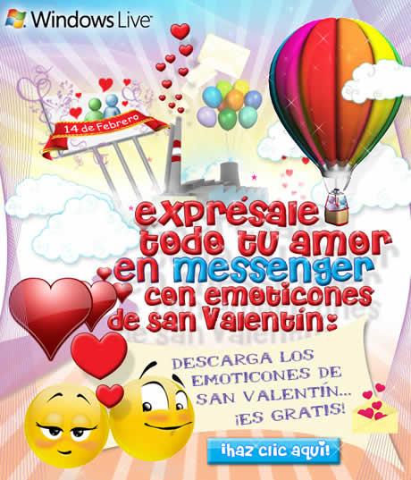 Iconos messenger de san valentin - iconos-messenger-amor