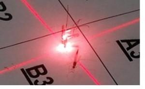 laser mosquito 300x185 Ex empleado de Microsoft crea un láser para matar mosquitos mientras vuelan
