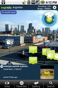 Layar, un navegador de realidad aumentada para celulares - layar-screenshot-200x300