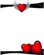papel carta webadictos.com .mx 4 Papel para cartas de amor