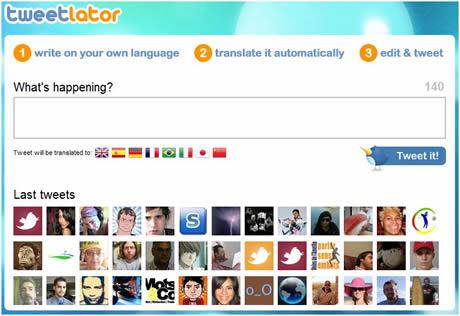 Traducir tweets con Tweetlator - traducir-twitter
