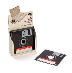 CD-R con estilo disquete - cd-r-estilo-disquete