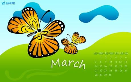 Fondos de pantalla de Marzo 2010 - fondos-pantalla-marzo-butterfly