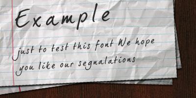 Fuentes manuscritas gratis para tus diseños - fuentes-manuscritas-dear-joe