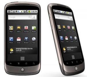 google nexus one 001 300x263 El Nexus One de Google ahora si es compatible con la red 3G de Telcel