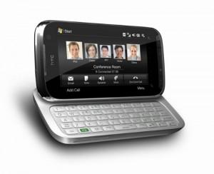 Un HTC Touch Pro 2 corriendo Ubuntu - htc-touch-pro2-300x244