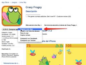 iTunes 2 300x228 Ahora se pueden regalar aplicaciones desde la AppStore