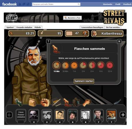 juegos facebook mendigogame Juegos facebook, StreetRivals