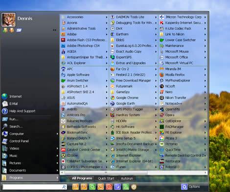 Cambiar el menu de inicio de windows con Start Menu 7 - menu-windows