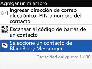 Blackberry Messenger - messenger-blackberry