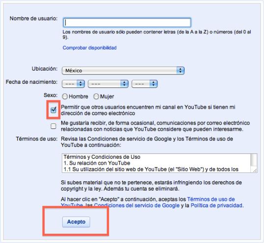 Cómo hacer una cuenta de YouTube para subir, comentar o calificar videos - Captura-de-pantalla-2010-04-08-a-las-22.38.31