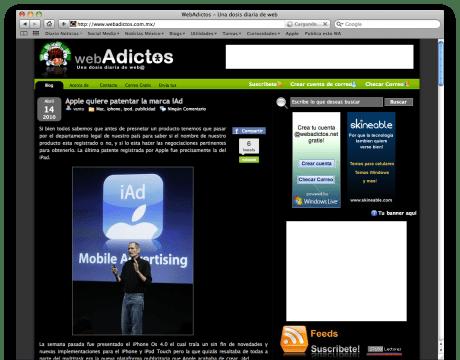 Captura de pantalla 2010 04 15 a las 07.57.20 e1271338749594 Cómo tomar capturas de pantalla en MAC