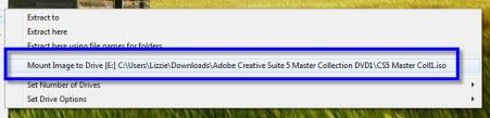 Como montar o correr una imagen o archivo ISO - Como-montar-una-imagen-ISO-1