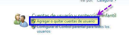 Cuenta 2 Cómo crear una cuenta de invitado en Windows