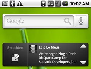 Seesmic para Android Nueva versión de Seesmic para Android