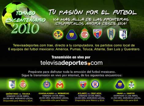 Chivas vs Morelia en vivo, Bicentenario 2010 - chivas-morelia-en-vivo