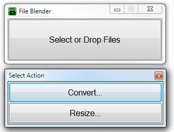 fileblender1 File Blender un conversor de archivos gratuito