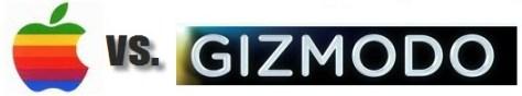 "Gizmodo podría ser demandado por iPhone ""perdido"" - gizmodo-vs-apple"