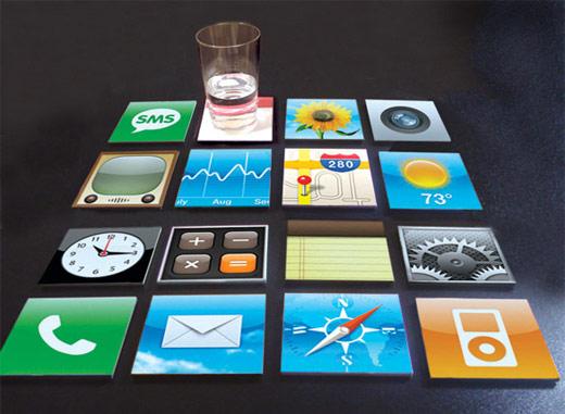 Apple patenta los iconos del iPhone - iPhone-apps