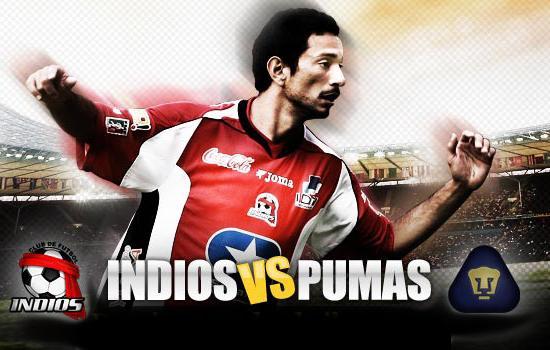 Indios vs Pumas en vivo, Bicentenario 2010 - indios-pumas-en-vivo