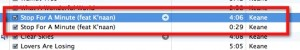 itunes tone 5 edit 300x50 Como crear tonos para celular desde iTunes