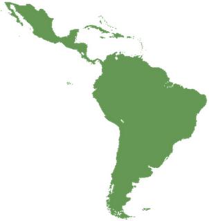 Estudio de redes sociales en Latinoamérica en el 2010 - latinoamerica