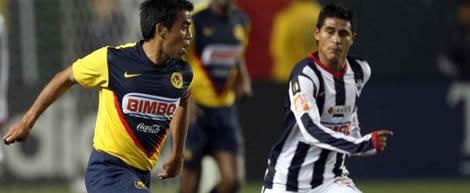 monterrey america Monterrey vs America en vivo, Bicentenario 2010