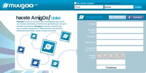 Red social de microblogging, Muugoo - muugoo