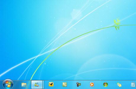 30 05 2010 08 49 18 p.m. Como hacer tu barra de tareas de Windows 7 más pequeña