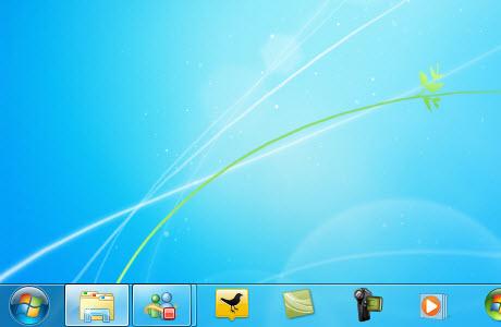 Como hacer tu barra de tareas de Windows 7 más pequeña - 30-05-2010-08-51-59-p.m.
