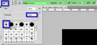 """Como hacer un """"efecto de pixeles"""" en Photoshop - Como-hacer-un-efecto-de-pixeles-en-Photoshop-2"""