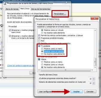 Como agregar una carpeta al Menú de Inicio en Windows 7 - Menu-de-inicio-1