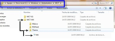 Temas Ocultos 2 Como sacar los temas ocultos de Windows 7