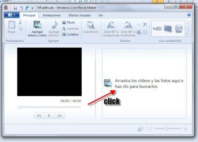 Windows Movie Maker 2 Como crear una presentación de fotos en Windows Movie Maker