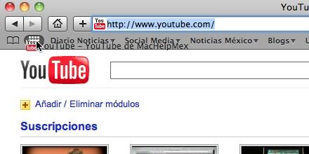 "Cómo organizar ""Top Sites"" de Safari - YouTube-YouTube-de-MacHelpMex"
